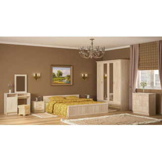 Спальня Соната 4Д Мебель-Сервис