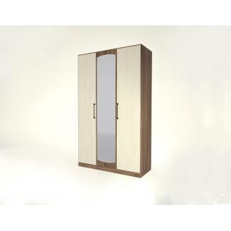 Шкаф Континент Лотос 3-х дверный