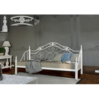 Металлический диван-кровать Леон Металл-дизайн
