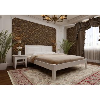Кровать Майя низкое изножье ЧДК
