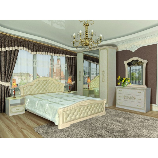 Спальня Венеция Нова Мир Мебели