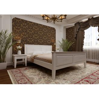 Кровать Майя высокое изножье ЧДК