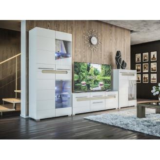 Набор для гостиной Бьянко Мир Мебели