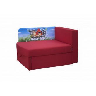 Детский раскладной диван Бемби мультик Еврокнижка Вика