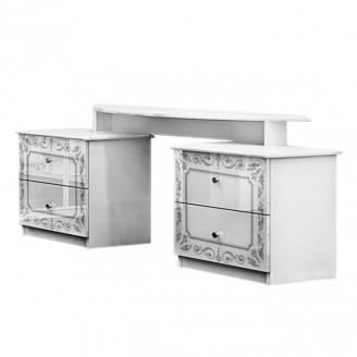 Туалетный столик Луиза 4Ш MiroMark