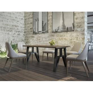 Стол обеденый Prime ДСП 160*80 Металл-дизайн