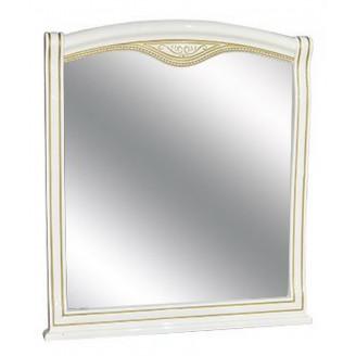 Подвесное зеркало Мир Мебели Полина новая 80