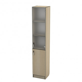 Шкаф ШС-50 У Бюджет Плюс ТИСА-мебель