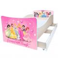 Кровать детская Kinder-20 Принцессы Viorina-deko