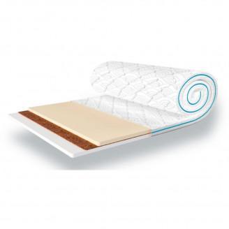 Матрас Sleep & Fly mini Flex 2 в 1 Kokos скрученный