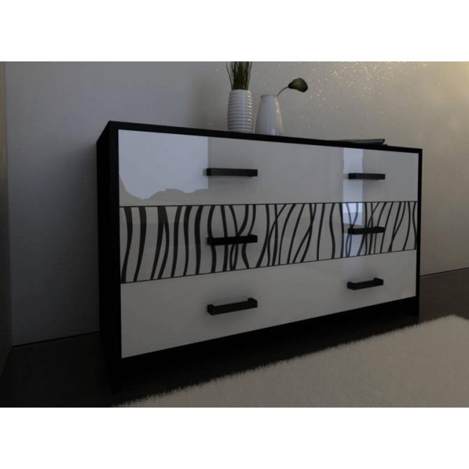 Комод Бася новая Мир Мебели