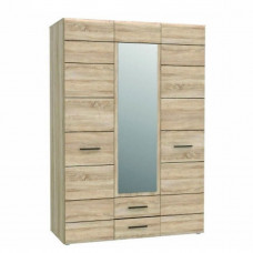 Шкаф с зеркалом Соло 3D2S VMV Holding
