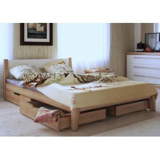 Кровать Фаворит  +  ящики АРТ-мебель