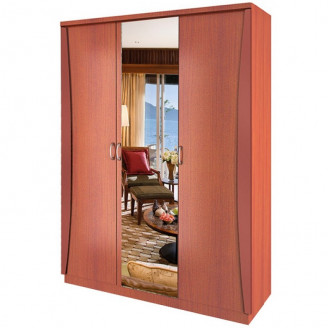 Шкаф 3-х дверный Елена DA-KAS