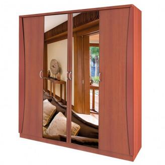 Шкаф 4-х дверный Елена DA-KAS