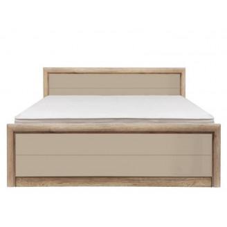 Кровать Koen 2 LOZ/160 BRW Польша