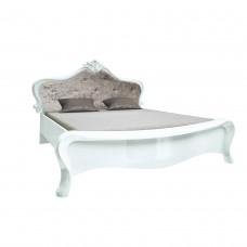Кровать Прованс с мягким изголовьем 160*200 MiroMark