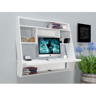 Навесной компьютерный стол AirTable-III WT Zeus