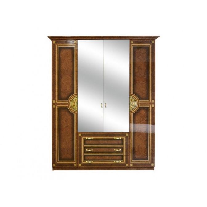 Шкаф 4Д Диана Мир Мебели