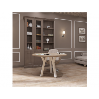 Стол Металл-Дизайн Уно 3 ноги D90