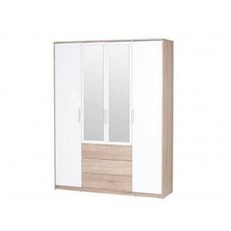 Шкаф с 2-мя зеркалами Рико 4D3S VMV Holding