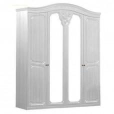 Шкаф Луиза 4Д Мир Мебели