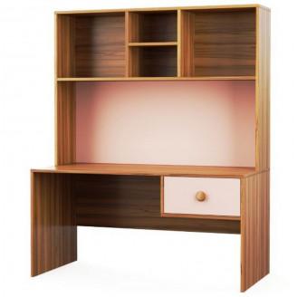 Письменный стол Мир Мебели Колибри с надстройкой