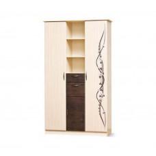 Шкаф 3Д Сакура Мир Мебели