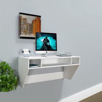 Навесной компьютерный стол AirTable-II WT Mini Zeus