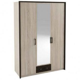 Шкаф 3-х дверный Скарлет Сокме