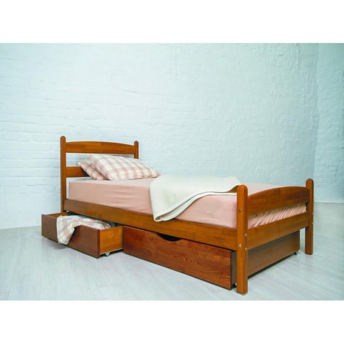 Кровать Лика с ящиками Олимп