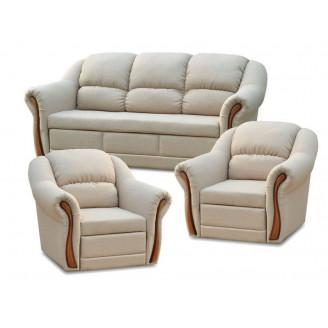 Комплект Редфорд 311 с нераскладными креслами Вика