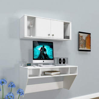 Навесной компьютерный стол AirTable-II Kit WT Zeus