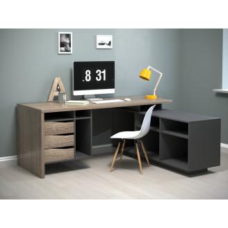 Компьютерный стол Intarsio Connect 1