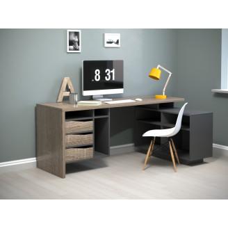 Компьютерный стол Intarsio Connect 2