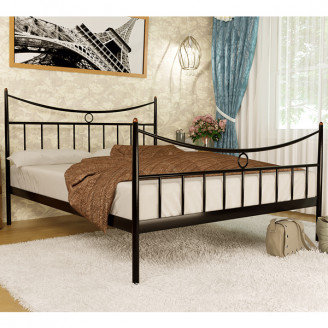 Металлическая кровать Париж-2 Метакам