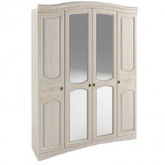Шкаф 4-х дверный Венера люкс Сокме