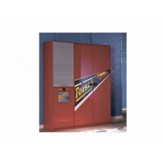 Шкаф трехдверный Форсаж Embawood