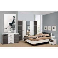 Спальня Круиз Мир Мебели