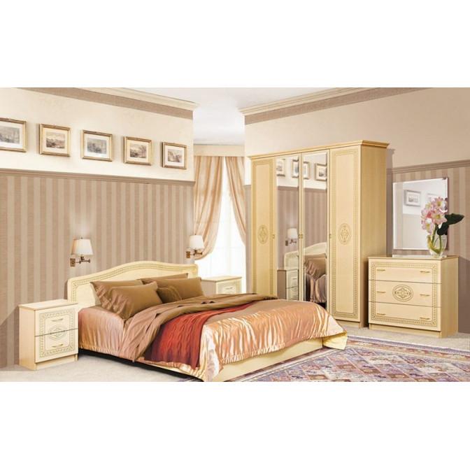 Спальня Флоренция Мир Мебели