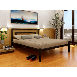 Металлическая кровать Брио 1 Метакам