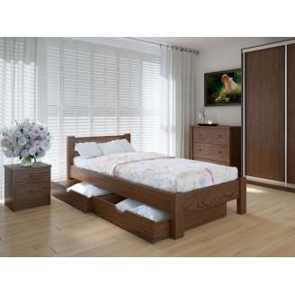 Кровать Эко  +  ящики MeblikOff