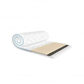 Матрас Sleep & Fly mini Memo 2 в 1 Flex скрученный