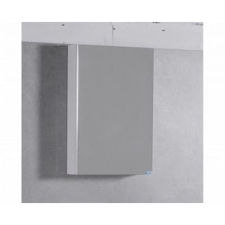 Зеркальный шкафчик MC-450/ШЗ-450 Белый Fancy Marble
