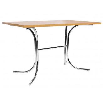 База для стола Rozana duo chrome Nowy Styl