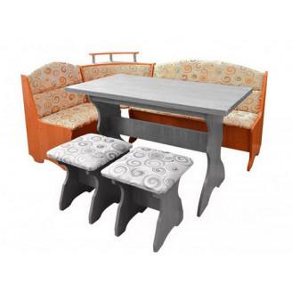 Кухонный уголок Сенатор Пехотин без стола и табуретов
