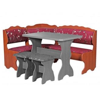 Кухонный уголок Цезарь Пехотин без стола и табуретов