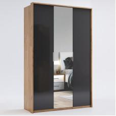 Шкаф MiroMark Луна 3 дв с зеркалами