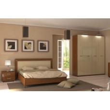 Спальня Белла 4дв MiroMark