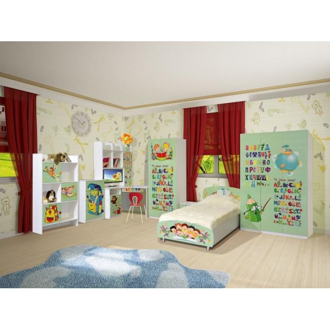 Детская Мульти Мир Мебели